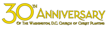 DC Church Planting 30th Anniversary Service